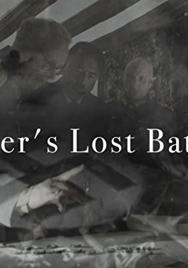 Hitler's Lost Battles Poster