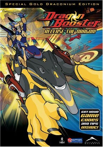 Dragon Booster Poster