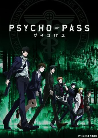 Watch Psycho-Pass