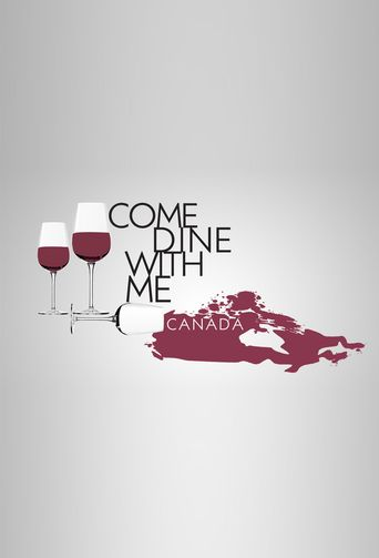 Come Dine with Me Canada Poster