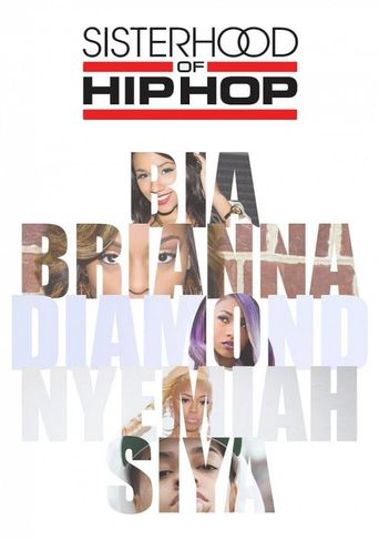 Sisterhood of Hip Hop Poster