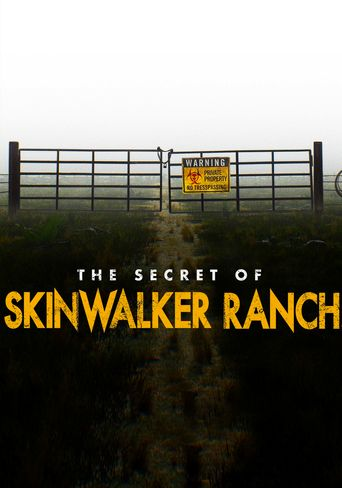 The Secret of Skinwalker Ranch Poster