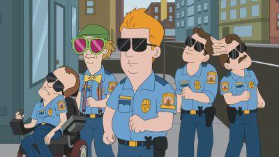 Season 01, Episode 08 Task Force