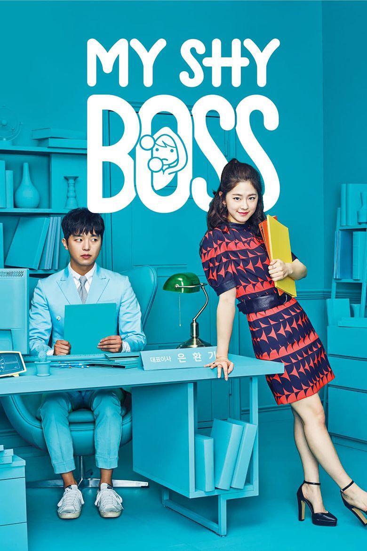 My Shy Boss Poster