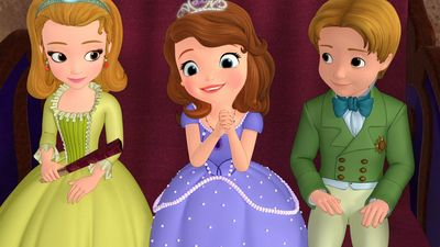 Season 01, Episode 01 Just One of the Princes