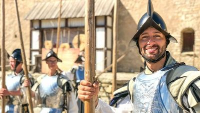 Season 03, Episode 03 Medieval Treasure