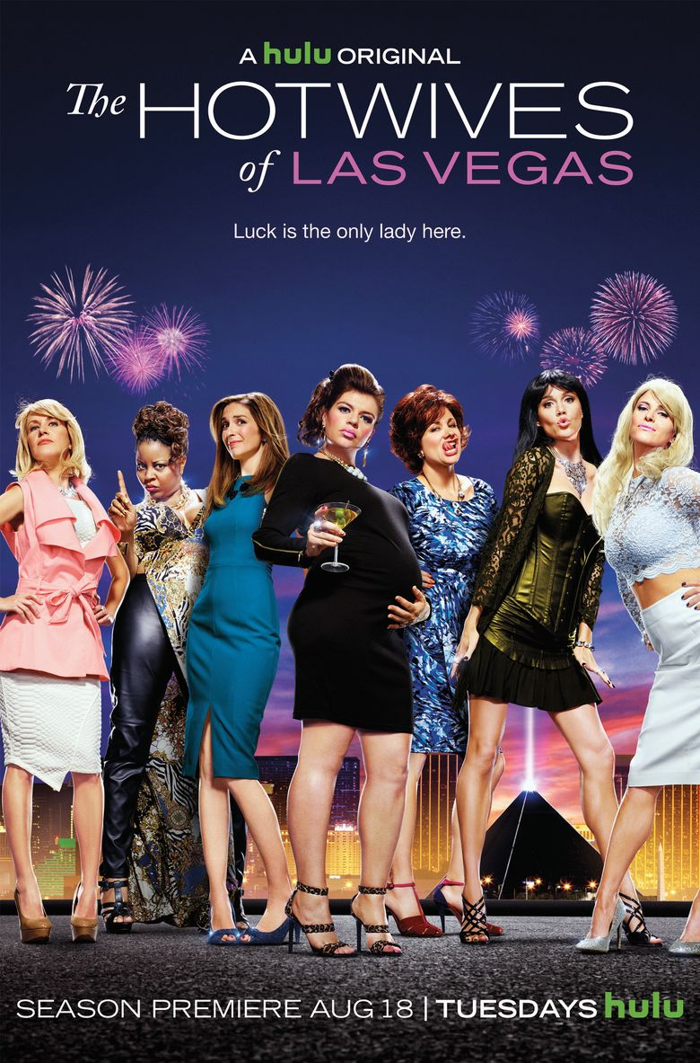 The Hotwives of Las Vegas Poster