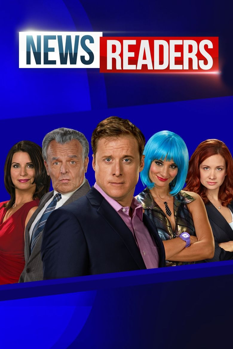 Newsreaders Poster