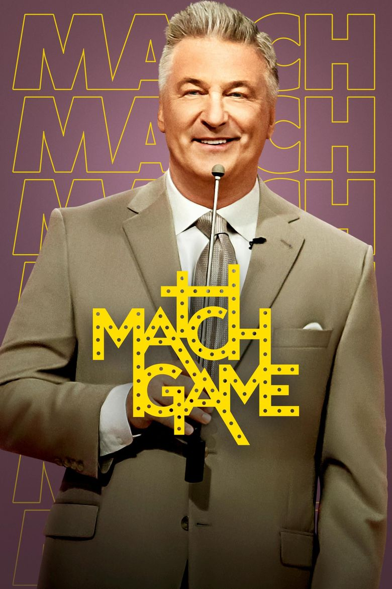 Match Game Poster