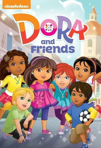 Watch Dora and Friends: Into the City!