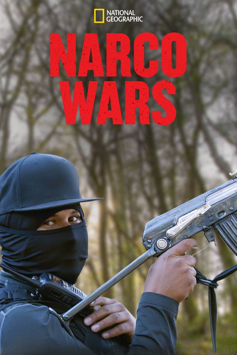 Narco Wars Poster