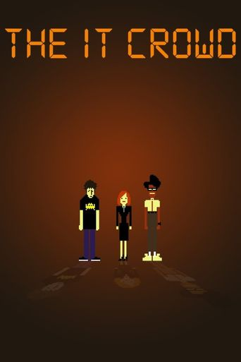 The IT Crowd Poster