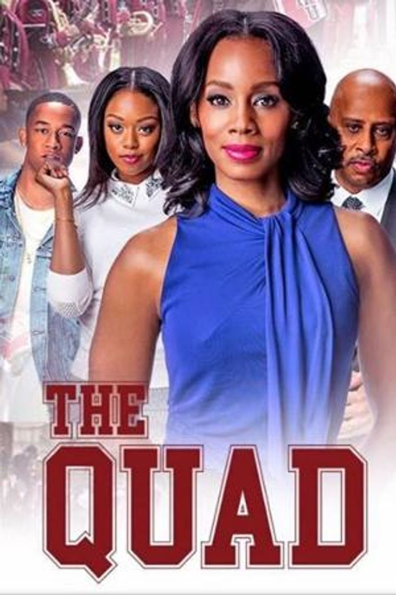 The Quad Poster