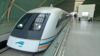 Season 01, Episode 05 World's Fastest Train