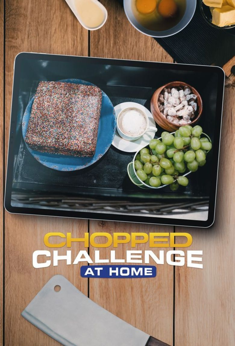 Chopped Challenge: At Home Poster