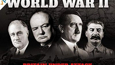 Season 01, Episode 04 Britain Under Attack (July - September 1940) - Countdown to Victory: World War II