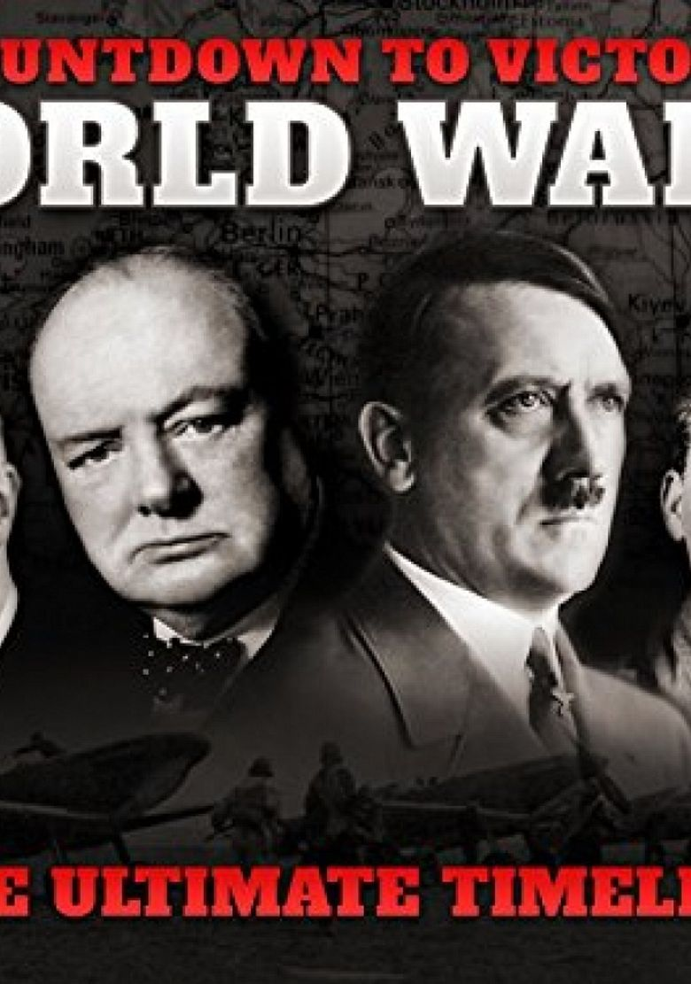 Countdown to Victory: World War II - The Ultimate Timeline Poster