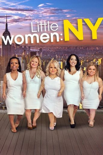 Little Women: NY Poster