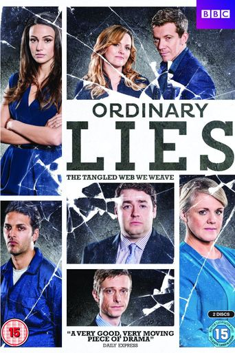 Ordinary Lies Poster