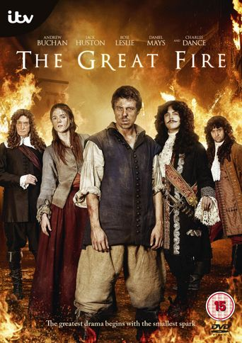 The Great Fire Poster