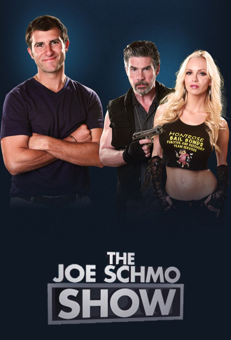 The Joe Schmo Show Poster