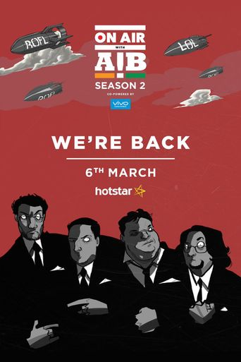 On Air With AIB Poster