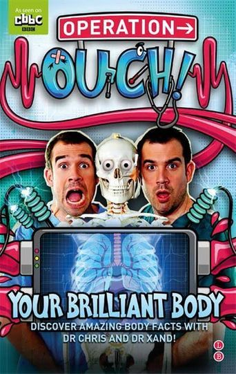 Operation Ouch! Poster