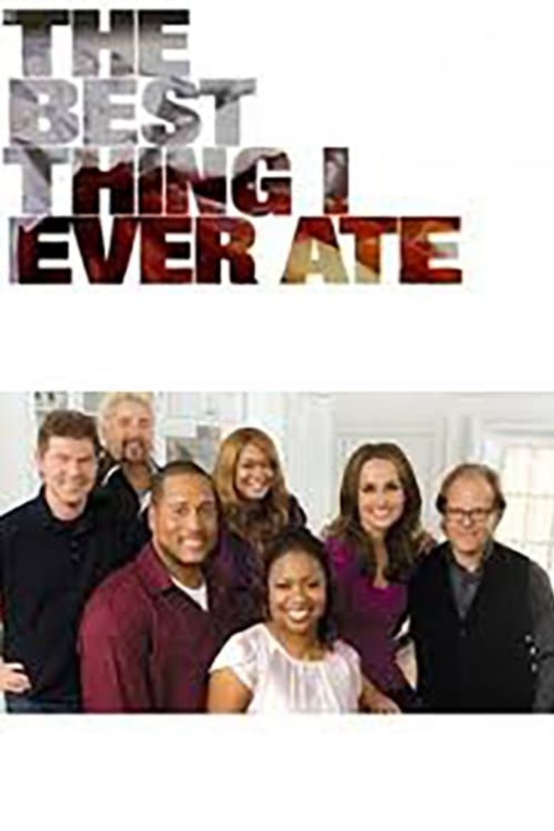 The Best Thing I Ever Ate Poster