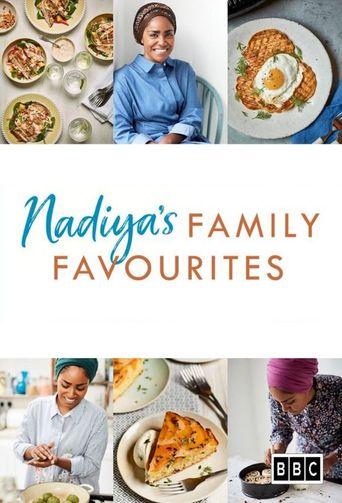 Nadiya's Family Favourites Poster