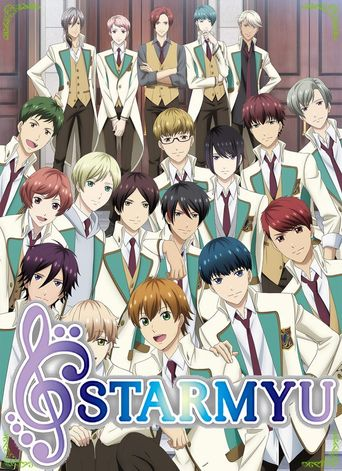 High School Star Musical Poster