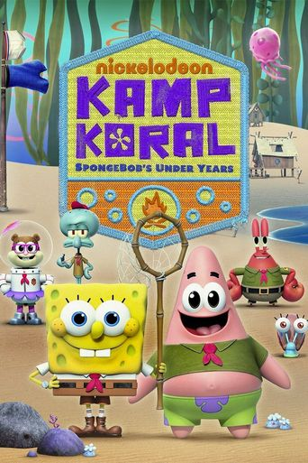 Kamp Koral: SpongeBob's Under Years Poster