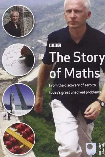 The Story of Maths Poster