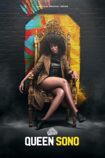 Queen Sono Poster