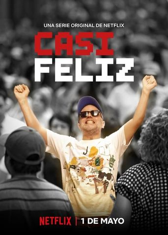 Almost Happy Poster