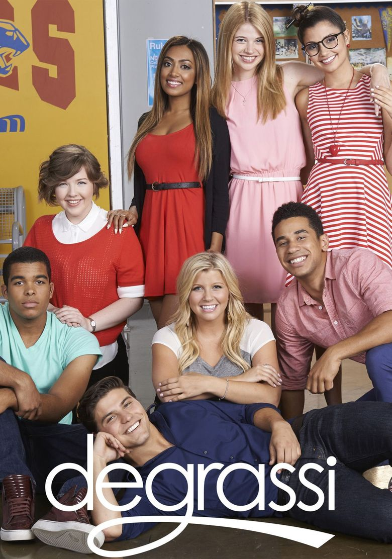 Watch Degrassi
