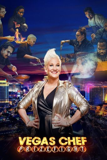 Vegas Chef Prizefight Poster