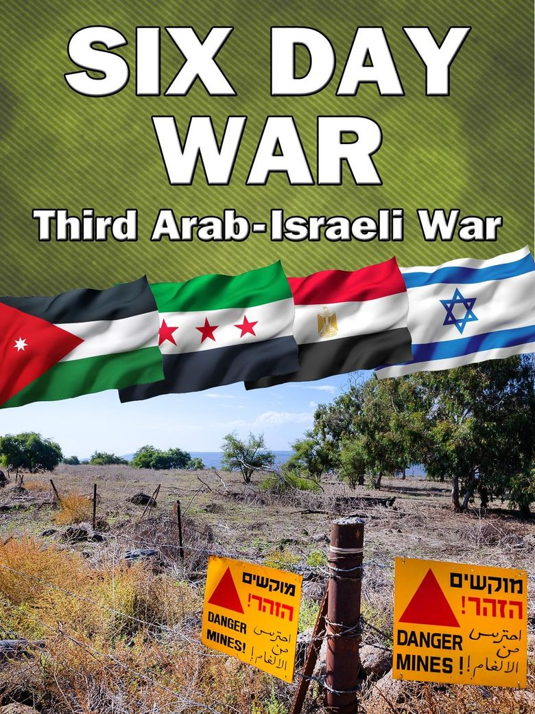 Modern Warfare: Wars in the Middle East Collection Poster