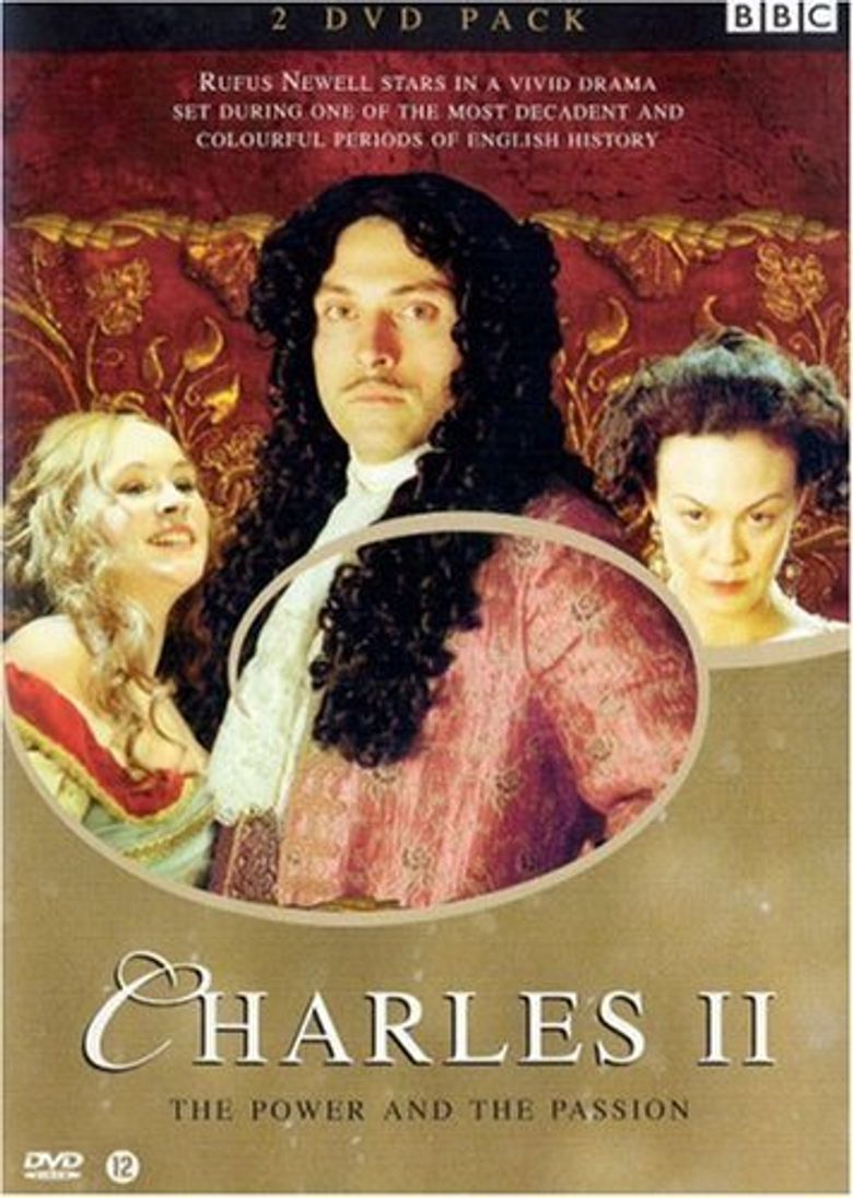 Charles II: The Power and The Passion Poster