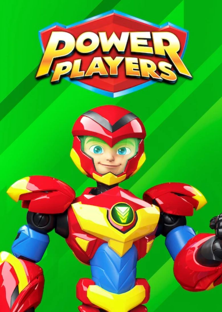 Power Players Poster