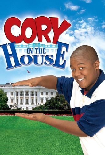 Cory in the House Poster