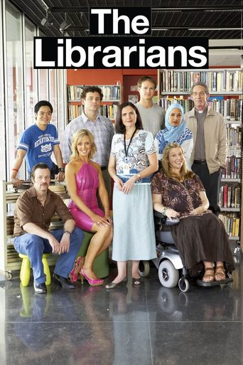 Watch The Librarians