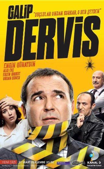 Galip Derviş Poster