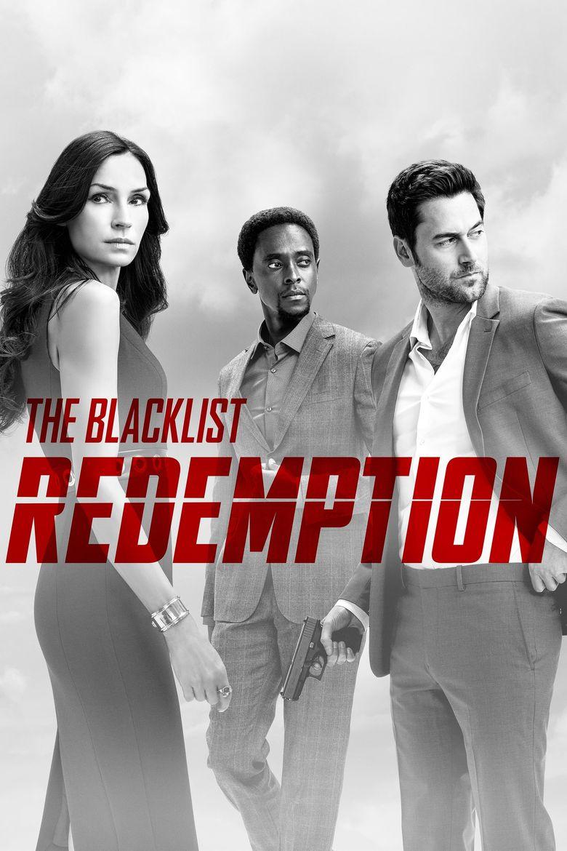 The Blacklist: Redemption Poster