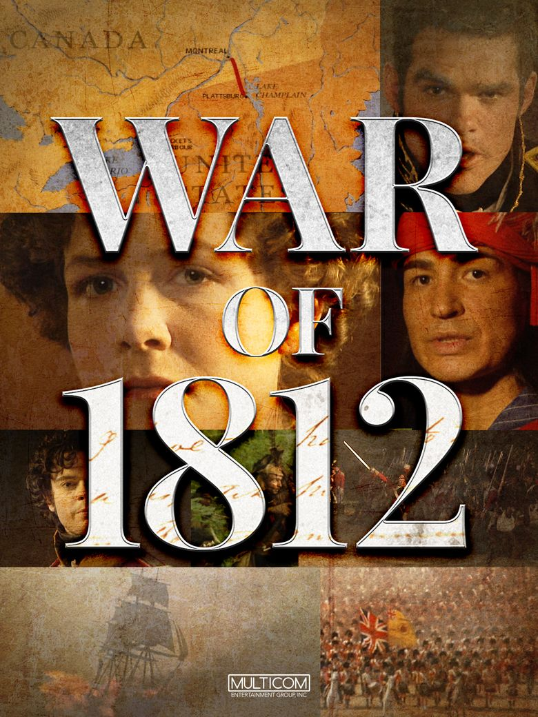 War of 1812 Poster
