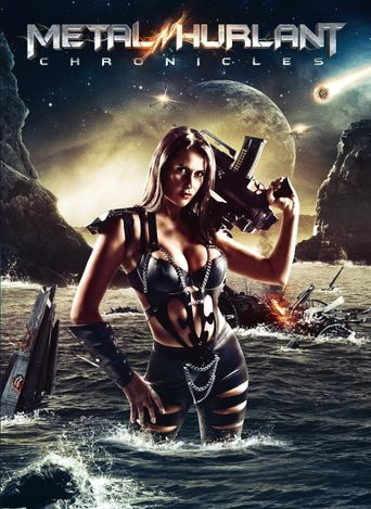 Metal Hurlant Chronicles Poster