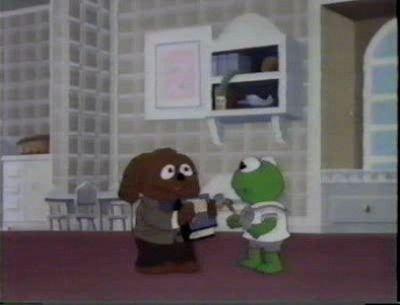 Season 05, Episode 08 He's a Wonderful Frog