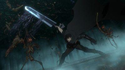 Season 01, Episode 01 The Branded Swordsman