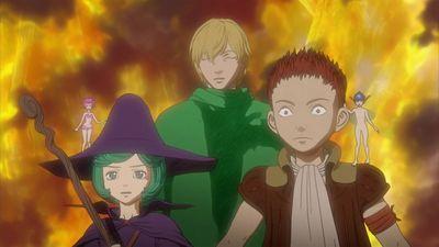 Season 02, Episode 10 A Journey Begins in Flames