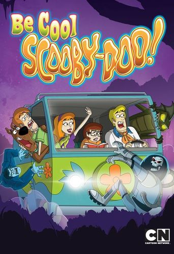 Be Cool, Scooby-Doo! Poster