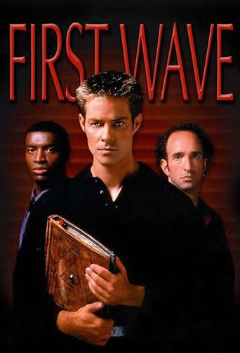 First Wave Poster